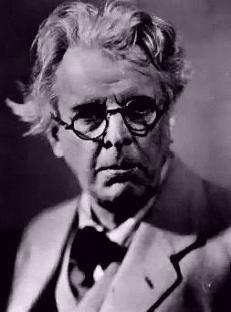 W.B.Yeats (1865-1939), poeta visionário, prêmio Nobel de 1923