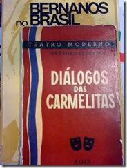 Capa Bernanos_Diálogos das Carmelitas