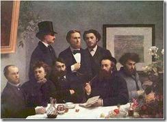 Rimbaud e sua turma