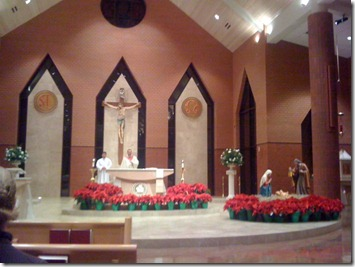 Altar Saint Sylvestre