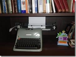 Minha Olivetti 1