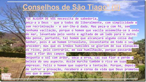 Conselhos de São Tiago (ii)