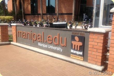 Manipal Institute_India