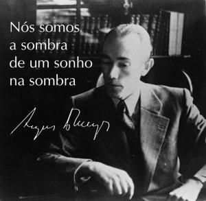 O poeta gaúcho Augusto Meyer