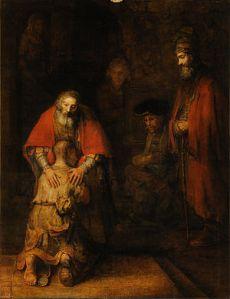 O Filho Pródigo_Rembrandt_Hermitage