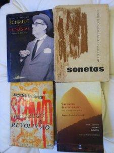 Livros de Augusto F Schmidt
