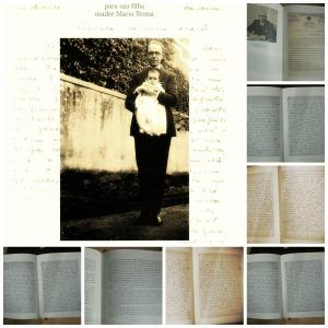 Collagem Alceu Cartas do pai: de Alceu a sua filha madre Maria Teresa