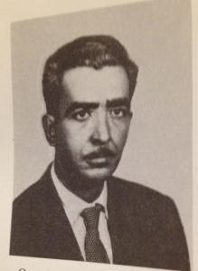 José Décio em foto publicada na 2a. edição s/edit., Goiânia, 1979