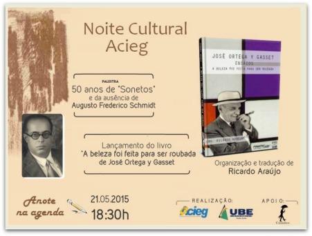 Convite Evento AFS+Ortega