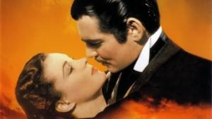 E o vento levou - cartaz do filme (1939).