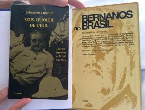 Bernanos em foco com Lapaque (2003) e Sarrazin (1968) - a figura do mais brasileiro dos escritores católicos franceses ganha novas leituras