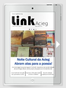 Revista Link Acieg, Maio, 2015