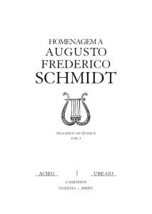 Homenagem a Augusto Frederico Schmidt (pág.1)