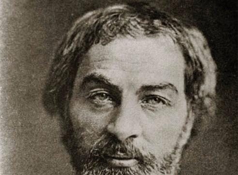 W Whitman - Cristo Carpinteiro