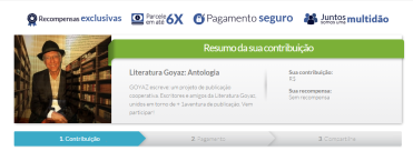 Projeto Antologia Grupo