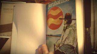 "Capa da 3a.ed. ""Jurubatuba"", ilust. Aldemir Martins"