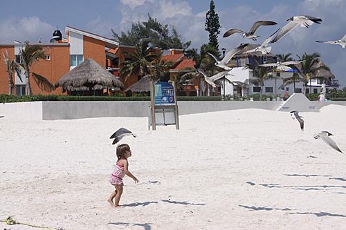 Criança na Praia (c)LucianaMisura