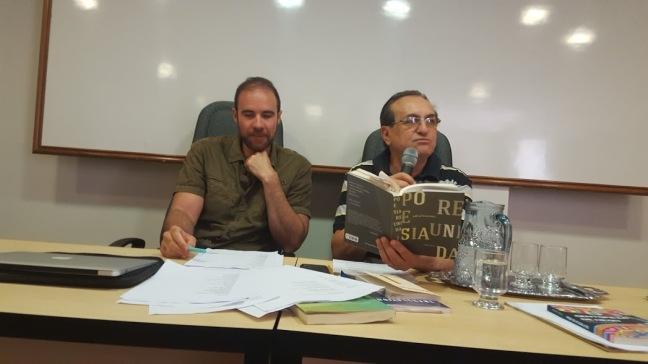 Edival Lourenço e EricBecker