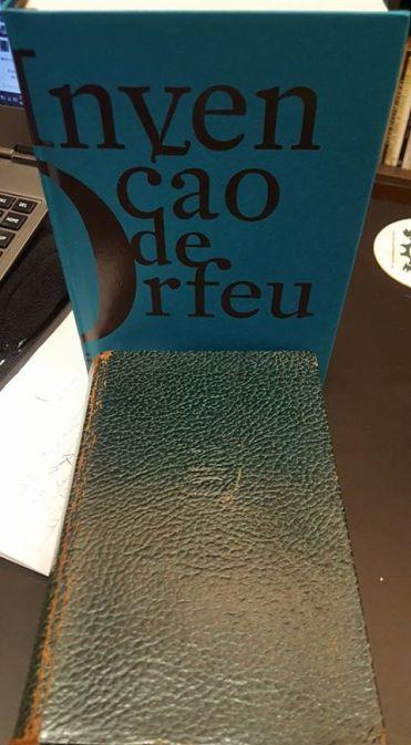 Invenção de Orfeu, editora CosacNaify