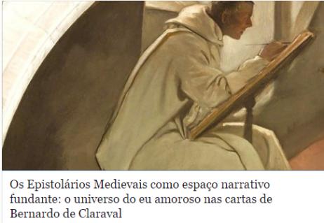 Bernardo escrevendo