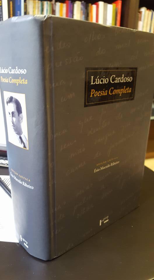 Capa Lucio Cardoso perspectiva
