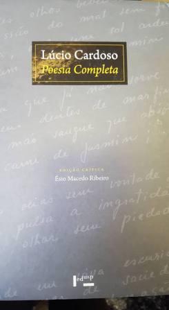 Capa Plana Poesia Lúcio Cardoso