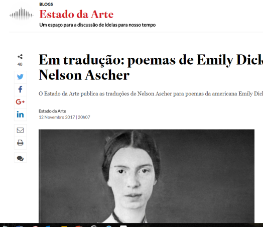 Emily by Nelson Ascher