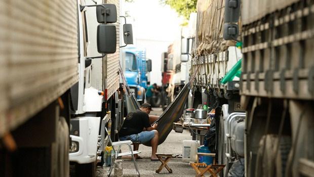 Em greve, transportadores tomam o cidadão comum como refém (c) Foto-Tomaz-Silva-Ag-Brasil